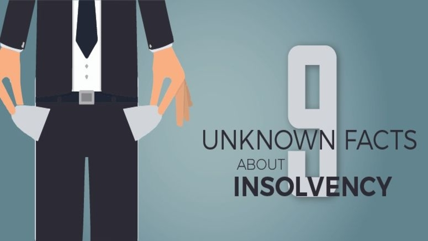 9 unknown facts about insolvency